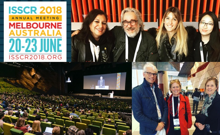 ISSCR 2018 – Annual Meeting