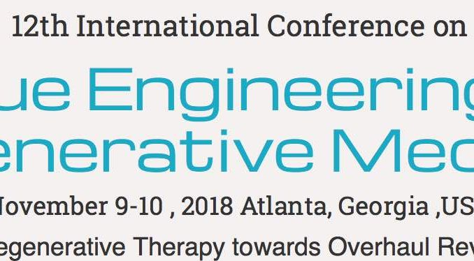 12th International Conference on Tissue Engineering and Regenerative