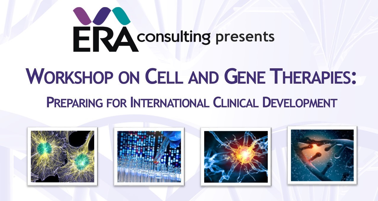 Cell and Gene Therapies: Preparing for International Clinical Development (Melbourne)